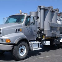 Khemsoft's New Supersucker Vacuum Truck