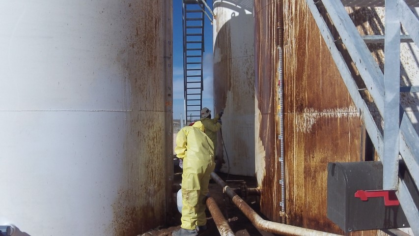 Emergency Industrial Cleanup Kentucky